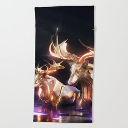 Vestige-6-24x36 Beach Towel