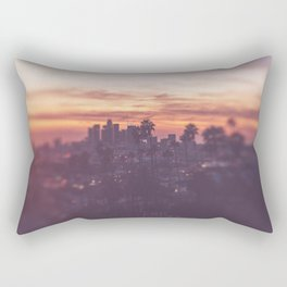 California, Los Angeles, beach, seaside, ocean, surf, downtown, Cali, SoCal Rectangular Pillow