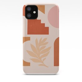 Abstraction_SHAPES_Architecture_Minimalism_002 iPhone Case