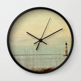 Morris Lighthouse Wall Clock