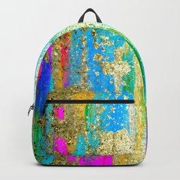 Metallics Backpack