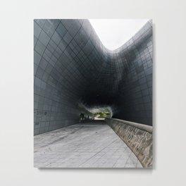 KR / 02 Metal Print