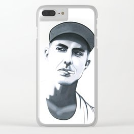 Donovan Clear iPhone Case