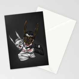 The March Hare (Bioshock) Stationery Cards