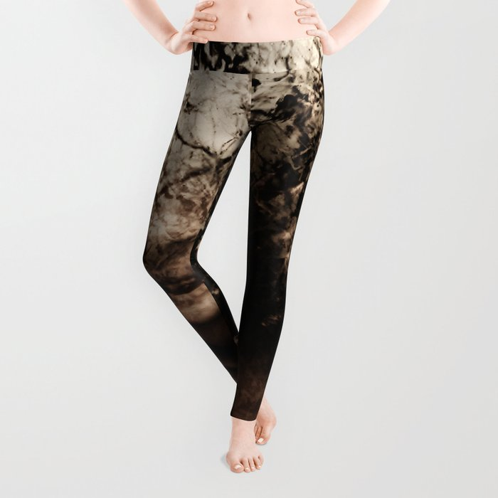 Integrated photos Leggings