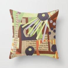 Louise's Lash Throw Pillow