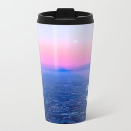 Put Yourself in the Way of Beauty Metal Travel Mug
