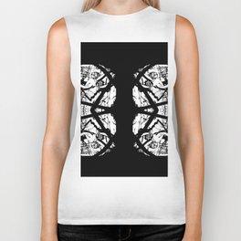Butterfly Lungs Biker Tank