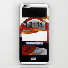 Untitled 1.87 iPhone & iPod Skin