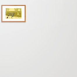 Not Everything Will Be Ok But Some Things Will Framed Art Print