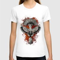 phoenix T-shirts featuring Phoenix by Diogo Verissimo