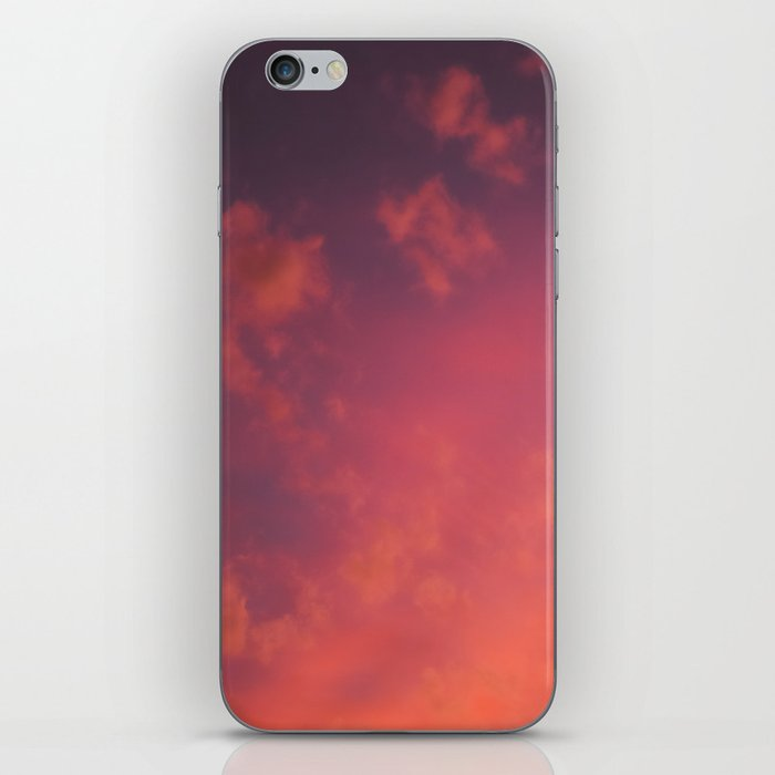 ON FIRE iPhone Skin