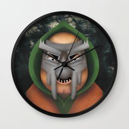 DOOMSDAY Wall Clock