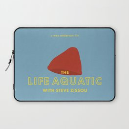 The Life Aquatic with Steve Zissou Beanie Poster Laptop Sleeve
