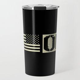 U.S. Military: OIF Travel Mug