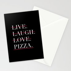 italian proverb Stationery Cards