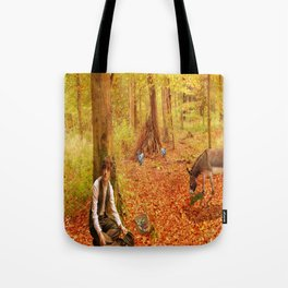 Freeheart. Tote Bag