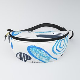 Water Feature Fanny Pack
