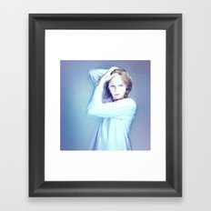 Did you forget to take your meds? Framed Art Print