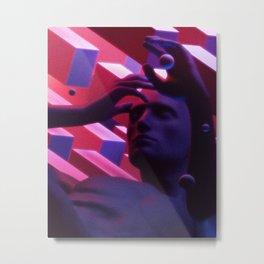 Consciousness II Metal Print