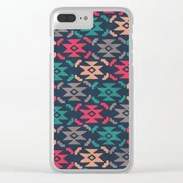 Prairie Clear iPhone Case