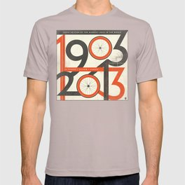 100 Years of The Tour de France T-shirt