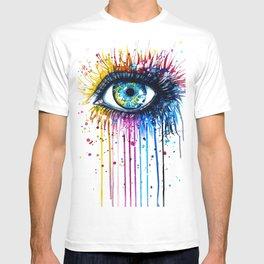 """Rainbow Eye"" T-shirt"