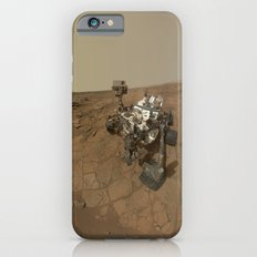 NASA Curiosity Rover's Self Portrait at 'John Klein' Drilling Site in HD iPhone 6s Slim Case