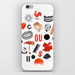 Archive Objects I iPhone Skin
