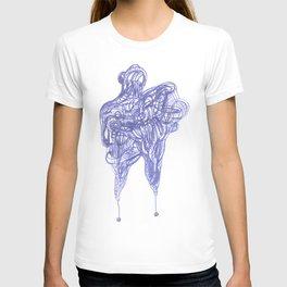 self awareness like circuitry T-shirt