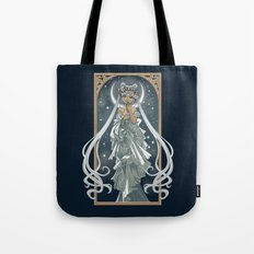 The Moon and Stars Tote Bag