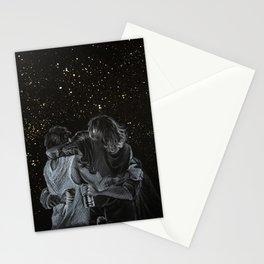 Stars (Ot4 Hug) Stationery Cards