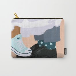 Made For Each Other Carry-All Pouch