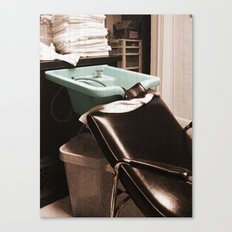 Beauty Shop 2 Canvas Print