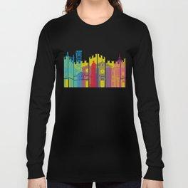 Prato skyline pop Long Sleeve T-shirt