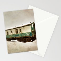 Out in the Cold Stationery Cards