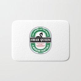 SWAN QUEEN. SOUNDS GOOD. Bath Mat