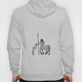 The Fostering of Achilles  Hoody