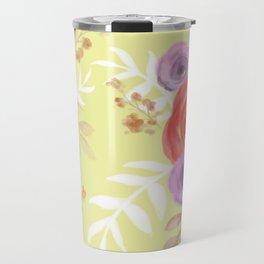 Floral Baby Travel Mug