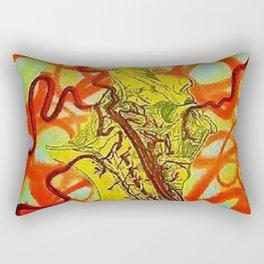 """""""Flow Ananta"""" Rectangular Pillow"""