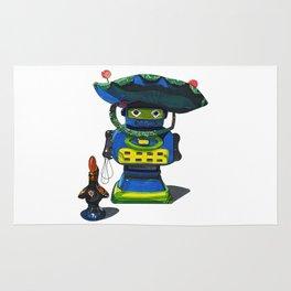 Robot-Bob Rug