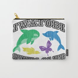 Iwatobi Swim Club Carry-All Pouch