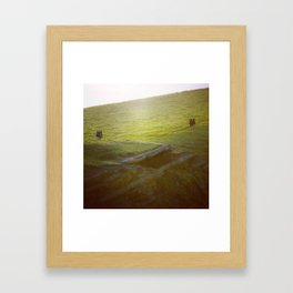 Point Reyes Sunrise Framed Art Print