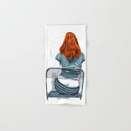 Ginger Hand & Bath Towel