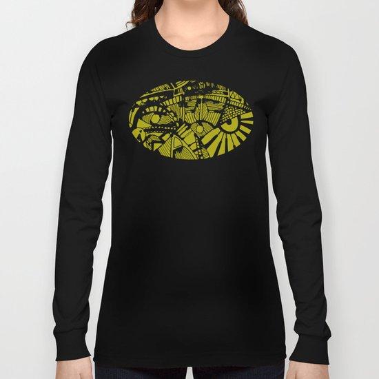 INK#2 Look me in the Eye #Owl Long Sleeve T-shirt