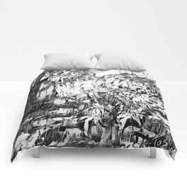 Chickens Comforters