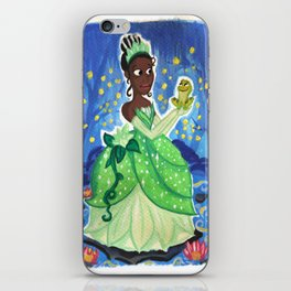 My Dream Wouldn't Be Complete, Without You In It. iPhone Skin
