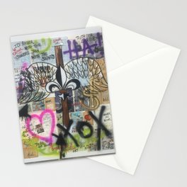 Laugh with the Sinners Stationery Cards