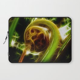 The Unfurled Fern Laptop Sleeve