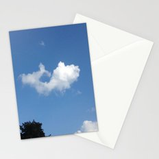 Whale Cloud Stationery Cards